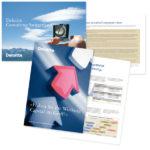 Image- und Produktebroschüren vom Entwurf bis zur druckfertigen Vorlage