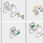 Selbsterklärende technische Illustrationen für Installationsanleitung